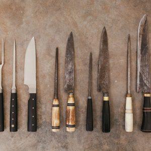 Knives - Handmade